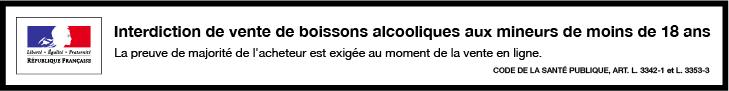 L'abus d'alcool est dangereux pour la santé. Sachez consommer et apprécier avec modération