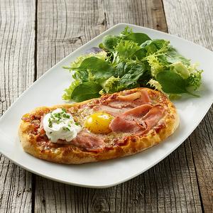 Pizzetta Speciale pizzaiolo