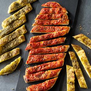 Pains Del Arte à partager  - concassé de tomates