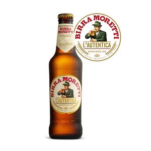 Moretti Bière italienne 33 cl