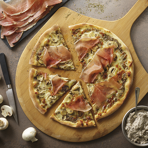 Pizzas Del Arte