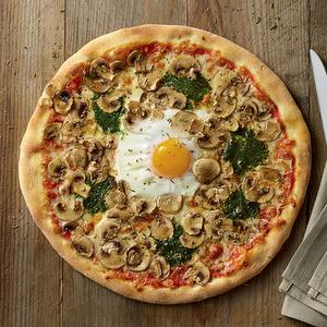 Pizza de la Mamma
