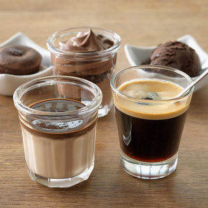Café gourmand cioccolato